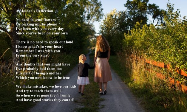 A Mother's Reflection